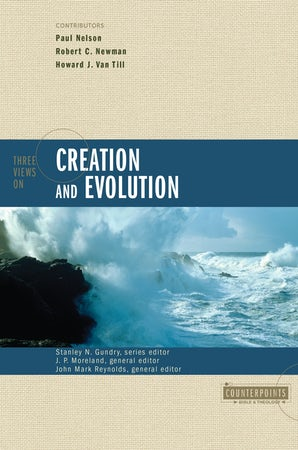 Three Views on Creation and Evolution book image