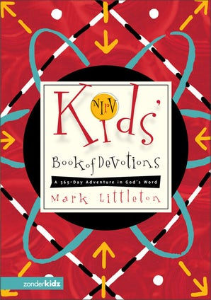 NIrV Kids' Book of Devotions book image