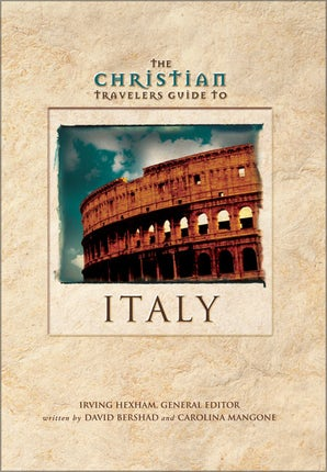 The Christian Travelers Guide to Italy book image