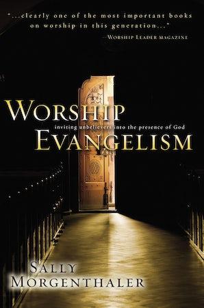 Worship Evangelism book image