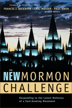 The New Mormon Challenge book image