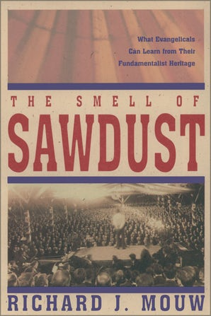 The Smell of Sawdust book image