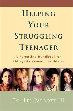 Helping Your Struggling Teenager book image