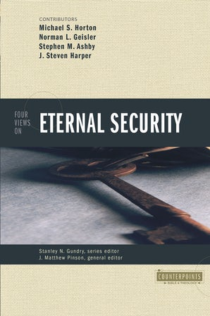 Four Views on Eternal Security book image