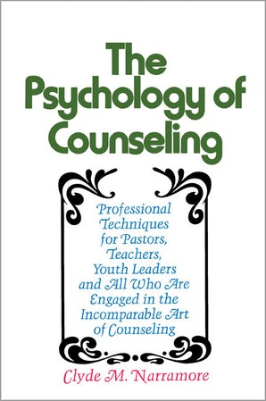 Psychology of Counseling book image