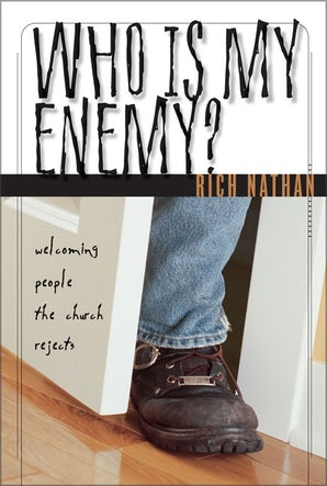 Who Is My Enemy? book image