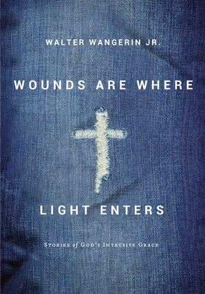 Wounds Are Where Light Enters book image