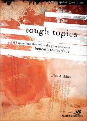 Tough Topics book image