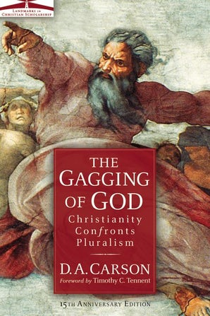 The Gagging of God book image