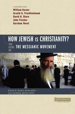 How Jewish Is Christianity? book image