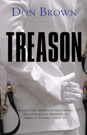Treason Paperback  by Don Brown