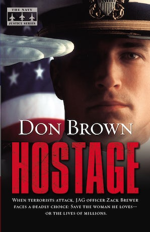 Hostage Paperback  by Don Brown