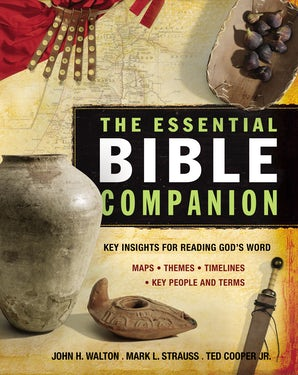The Essential Bible Companion book image