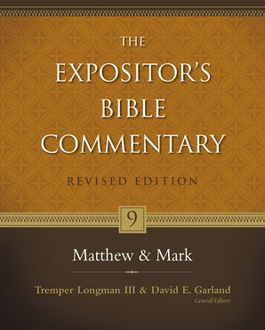 Matthew and Mark book image