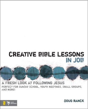 Creative Bible Lessons in Job book image