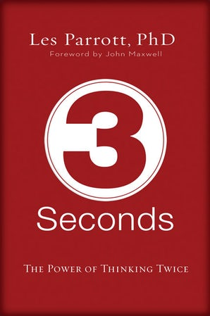 3 Seconds book image