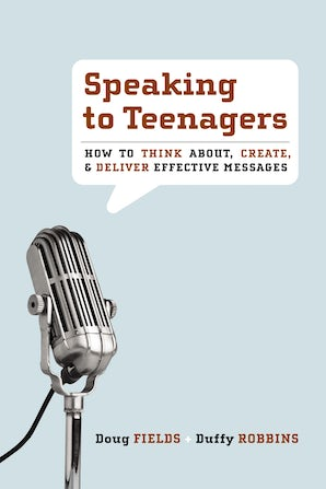 Speaking to Teenagers book image