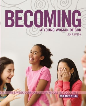 Becoming a Young Woman of God book image