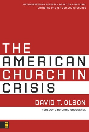 The American Church in Crisis book image