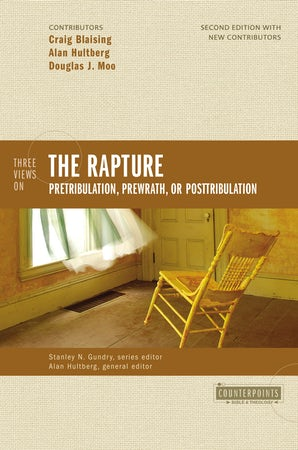 Three Views on the Rapture book image