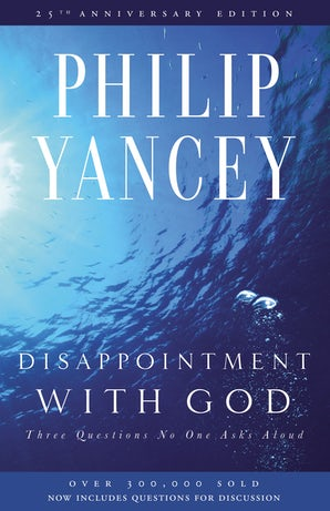 Disappointment with God book image