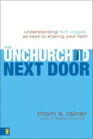 The Unchurched Next Door book image