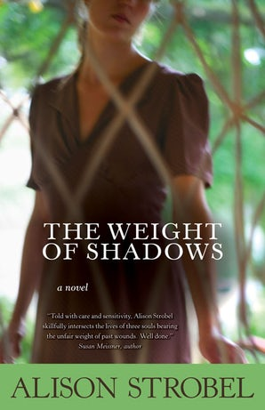 The Weight of Shadows Paperback  by Alison Strobel