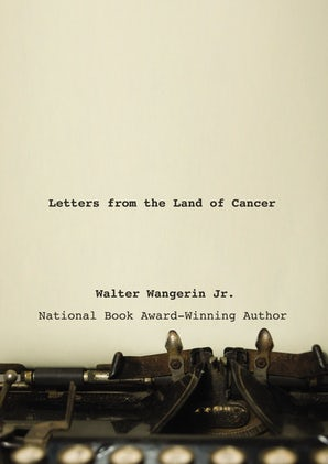 Letters from the Land of Cancer book image