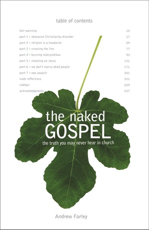 The Naked Gospel book image