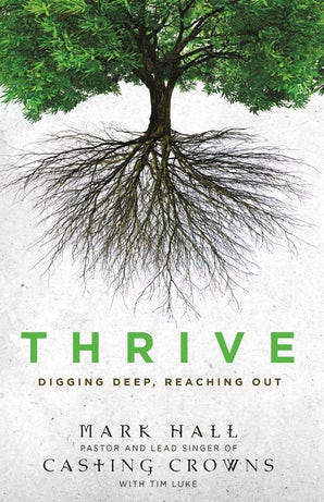 Thrive book image