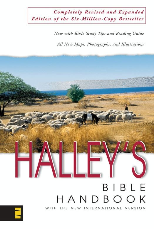 Ebook Halleys Bible Handbook With The New International Version By Henry H Halley