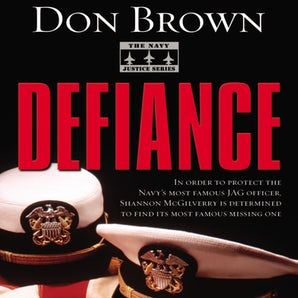Defiance Downloadable audio file UBR by Don Brown