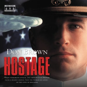 Hostage Downloadable audio file UBR by Don Brown