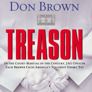 Treason Downloadable audio file UBR by Don Brown
