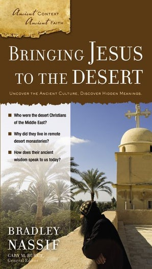 Bringing Jesus to the Desert book image