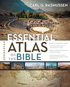 Zondervan Essential Atlas of the Bible book image