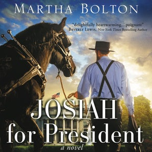 Josiah for President Downloadable audio file UBR by Martha Bolton