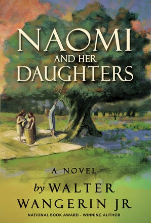 Naomi and Her Daughters Hardcover  by Walter Wangerin Jr.