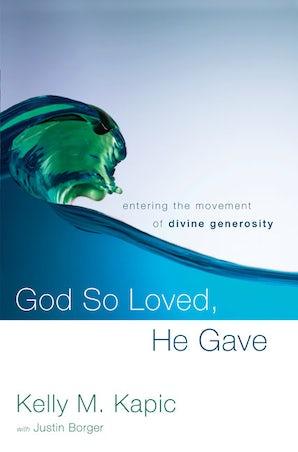 God So Loved, He Gave book image