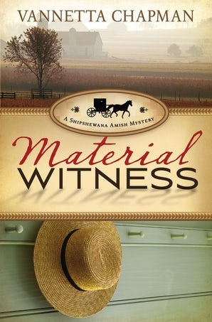Material Witness Paperback  by Vannetta Chapman