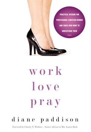Work, Love, Pray book image