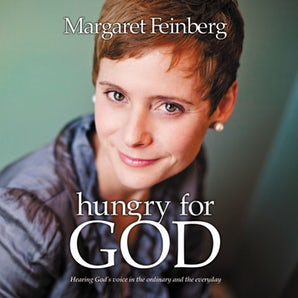 Hungry for God book image