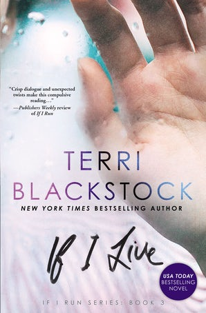 If I Live Paperback  by Terri Blackstock