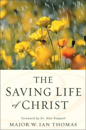 The Saving Life of Christ book image