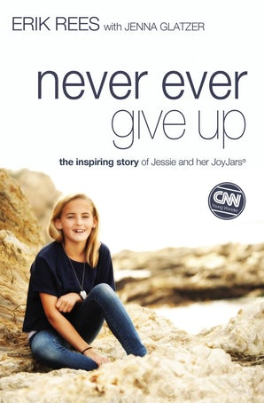 Never Ever Give Up book image