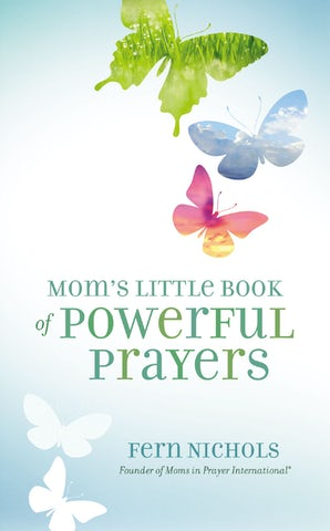 Mom's Little Book of Powerful Prayers book image