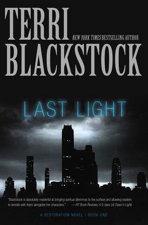Last Light Paperback  by Terri Blackstock