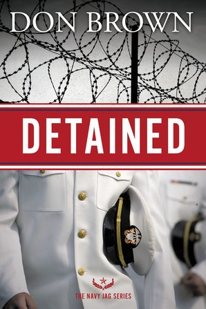 Detained Paperback  by Don Brown
