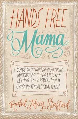 Hands Free Mama book image