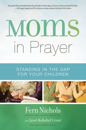 Moms in Prayer book image